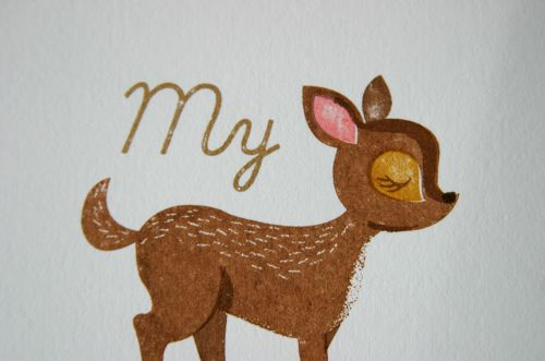 My deer2