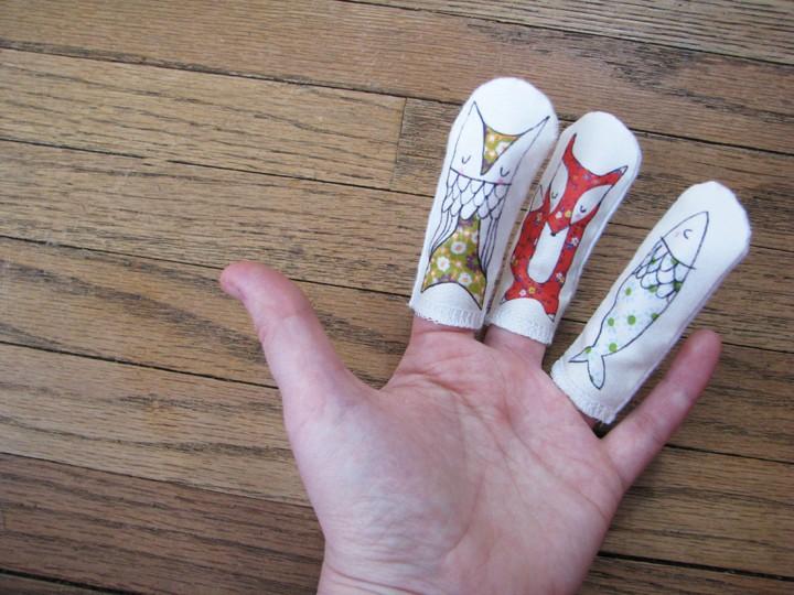 Fingerpuppets